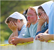 Amish Grieving