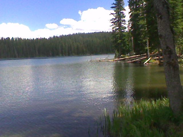 Lake on Grand Mesa